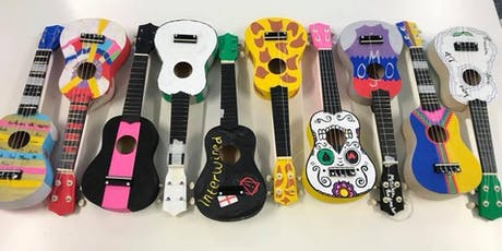 Make your own Ukulele tickets