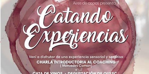 CATANDO EXPERIENCIAS