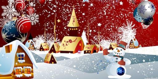 Hillsboro Neighborhood Christmas Cookie Decorating!