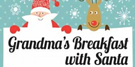 Grandma's Breakfast with Santa