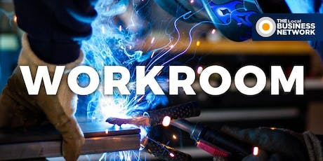 WorkRoom with The Local Business Network (Redland City) tickets