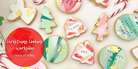 Christmas Cookies Workshop tickets