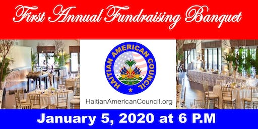 HAC First Annual Fundraising Banquet