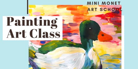 MINI MONET: Painting Lake Reflections tickets