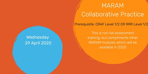 MARAM Collaborative Practice