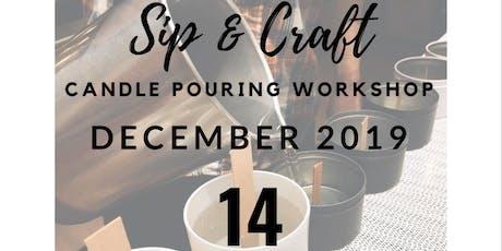 Winter Sip & Craft Workshop & Social - Mina Must Have tickets