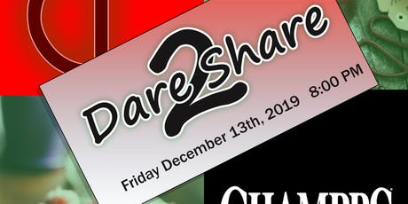 Dare 2 Share: A Lifestyle Mixer tickets