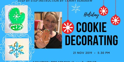 Cookie Decorating with Tammy