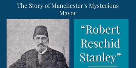 Robert Stanley - a presentation and book signing by Christina Longden tickets