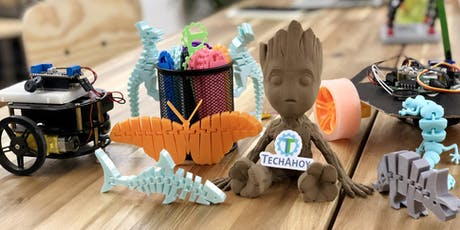3D Printing Workshop - Make a Gift! tickets