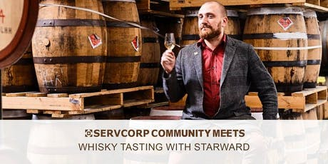 Whisky Tasting Night with Starward | Servcorp 101 Collins Street tickets