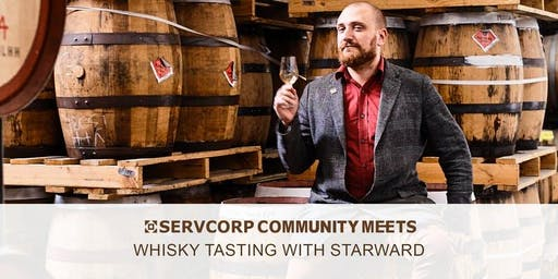 Whisky Tasting Night with Starward | Servcorp 101 Collins Street