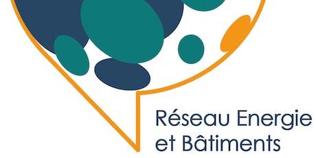 Assemblée générale annuelle du Réseau Énergie et Bâtiments tickets