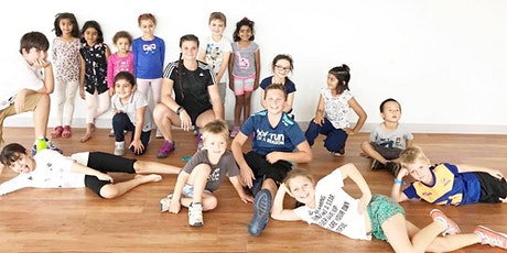 Summer Holidays Kids Group Fitness Classes tickets