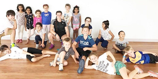 Summer Holidays Kids Group Fitness Classes