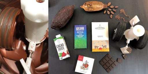 Master Class: Bean To Bar Chocolate Making (6 Hours - 2 Evenings)