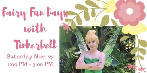 Fairy Fun Days With Tinkerbell