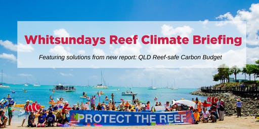 Whitsundays Reef Climate Briefing