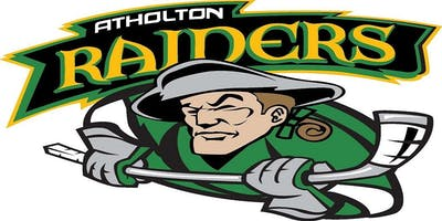 2019-2020 Atholton Raiders Ice Hockey Alumni Game and Reception