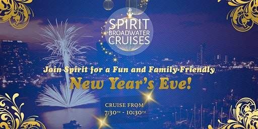 New Year's Eve Dinner Cruise!