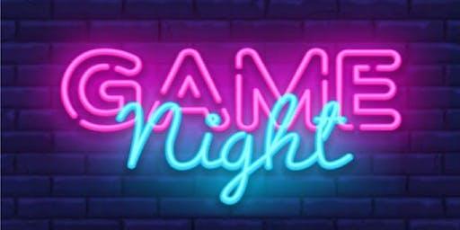 USSFA GAME NIGHT