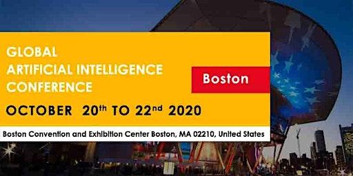 Ambassador Registration - Global Artificial Intelligence Conference Boston October 2020