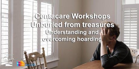 Centacare Workshop : Understanding and overcoming hoarding tickets