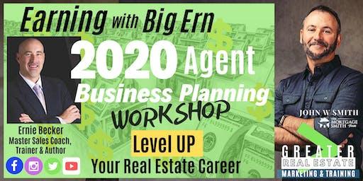 2020 Agent Business Planning Workshop - Level UP