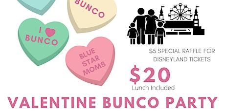 VALENTINE BUNCO PARTY tickets