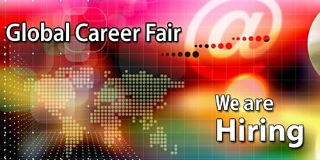 Global Career Fair - Oct 22 Boston tickets