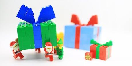 LEGO CLUB – Christmas Creations tickets