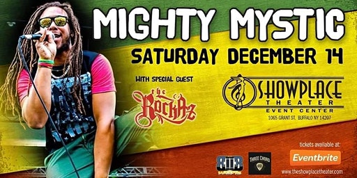 Mighty Mystic Live in Buffalo!