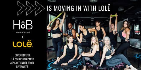 House of Bounce moving in to LOLE tickets