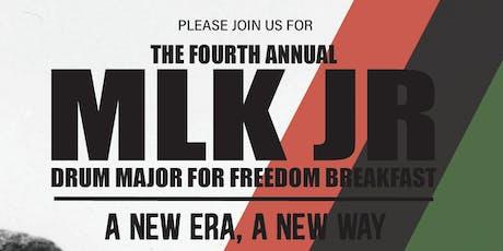 4th Annual ATHSSM MLK Jr. Freedom Breakfast tickets