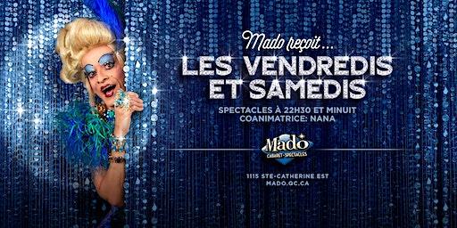 Mado Reçoit-Vendredi le 13 décembre 2019