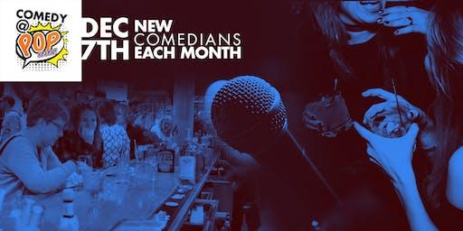 Comedy @ POP INN Bar - Dec 7th