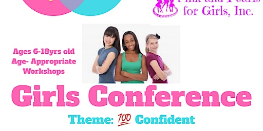 100% Confident Girls Youth Conference