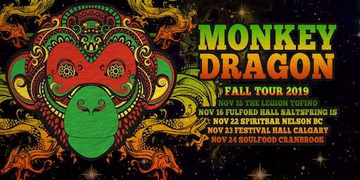 Monkey Dragon at Soulfood!