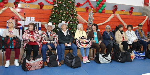 FREE -10th Annual Native American Elders Christmas Party - Hope 4 Natives