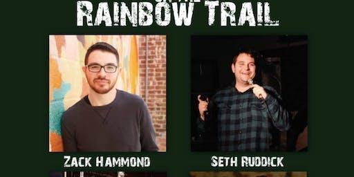 Dropping Jokes on the Rainbow Trail