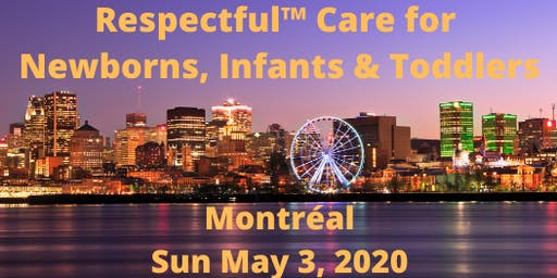 Respectful™ Care: Montréal SUN May 3rd 2020