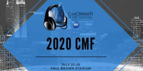 Cincinnati Music Fest 2020 tickets