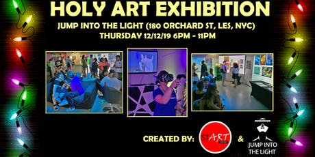 Holy Art Exhibition tickets
