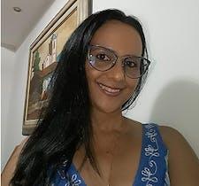 Márcia Cristina da Silva Oliveira - CRTH-BR 4028 logo