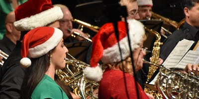 A Happy Holiday With The Atlanta Wind Symphony Free Concert