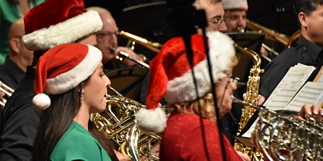 A Happy Holiday With The Atlanta Wind Symphony Free Concert tickets