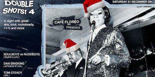 Café Floréo dj set w/ double shots #4