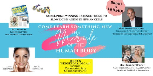 Come Learn The Miracle of the Human Body | BRING A FRIEND!