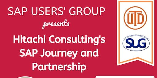 Hitachi Consulting's SAP Journey and Partnership