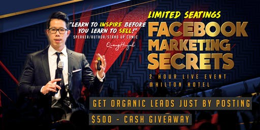 How to get 10x Organic Leads on Facebook for Business Owners + Networking!
